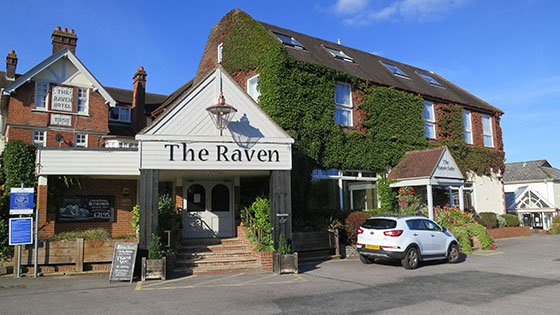 The Raven Hotel
